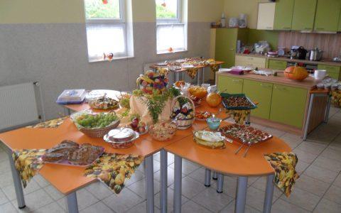 Unsere Schülerküche